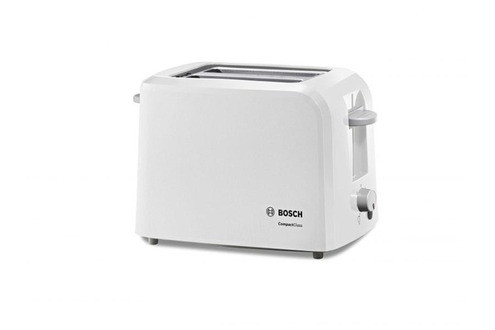 BOSCH GRILLE PAIN COMPACT.TOASTER.980W.2FENT.BLANC